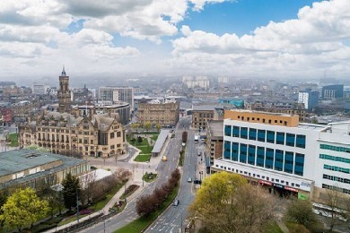 Bradford's City Exchange transformed into new apartments and offices Image
