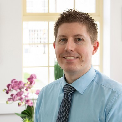 Richard Joel, Marketing Manager at The Investment Room