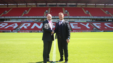The Investment Room Become New East Stand Sponsor! Image
