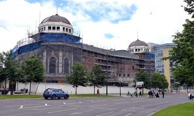 More than £75 million committed to ongoing city centre regeneration projects Image