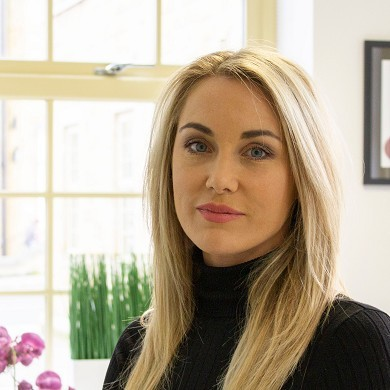 Nicola Brown, Sales & Client Services Manager at The Investment Room
